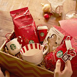 スターバックスコーヒー 2013年11月発売  クリスマス限定のタンブラー&グッズ