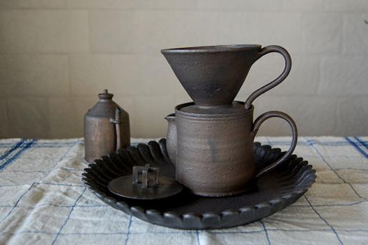 山田隆太郎さんのコーヒードリッパー