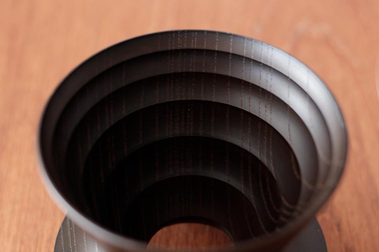 安清式木製ドリッパー