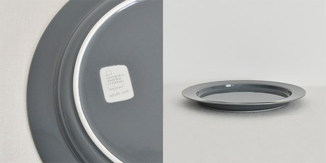 イイホシユミコ × CHECK&STRIPE 2017年 アンジュール プレート