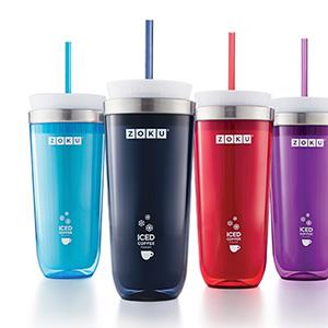 氷で薄めずにアイスコーヒーを。  ZOKU(ゾク)の『アイスコーヒーメーカー』